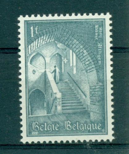 Belgique - 1965 - TP 1334 - Abbaye d'Affligem -  Neuf ** NMH