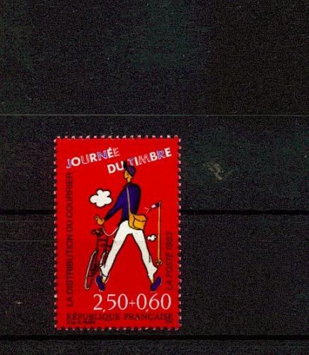 France 2792 Journée du timbre 1993 neuf luxe ** MNH sin charnela prix de la poste 0.47