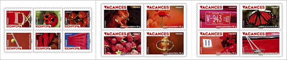 France  315 328 bc tvp vacances non plié neuf ** TB MNH sin charnela  faciale 17.92