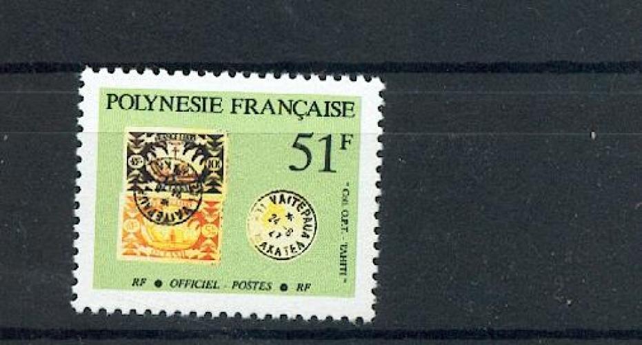 Polynésie service 26 cachets et timbres neuf ** TB MNH sin charnela cote 2.7