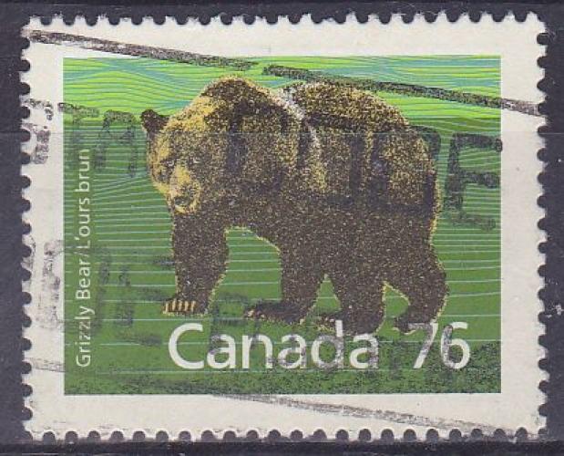 CANADA 1989 oblitéré N° 1082
