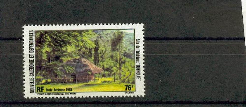 Nouvelle Calédonie PA 233 1983 paysage neufs ** TB MNH sin charnela cote 2.6
