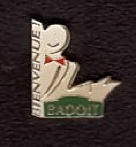 PIN'S BADOIT (BIENVENUE)