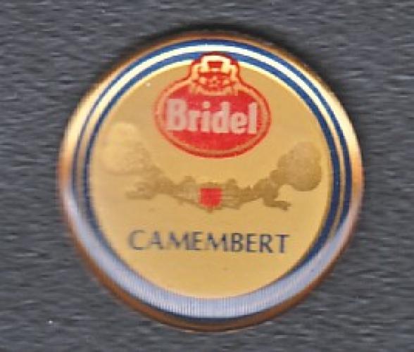 PIN'S BRIDEL, CAMEMBERT