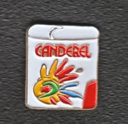 PIN'S CANDEREL SUCRETTES