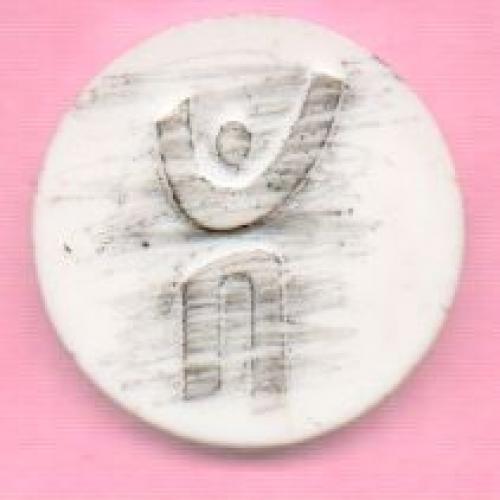 Caddie : Magasin CHAMPION plastique blanc