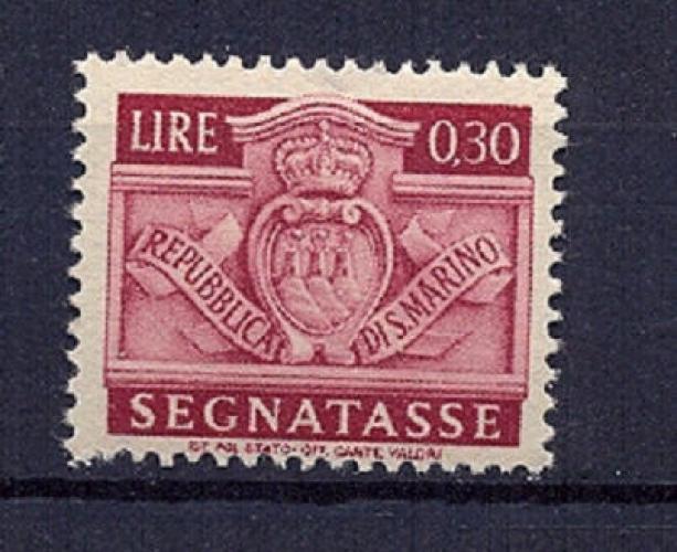Saint-Marin 1945 - Unificato N° 70