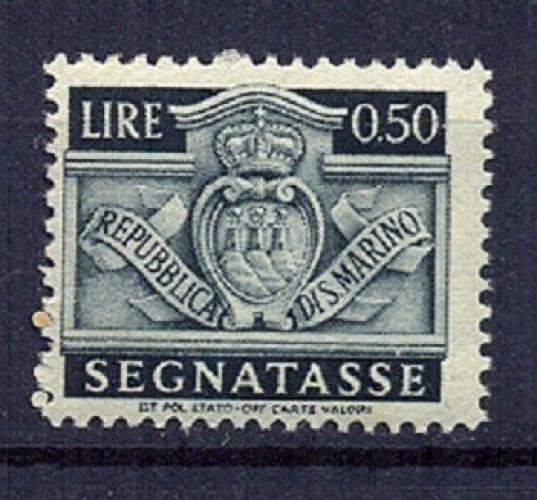 Saint-Marin 1945 - Unificato N° 72