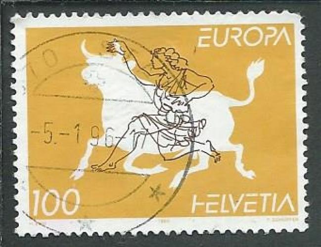 Suisse - Y&T 1481 (o)