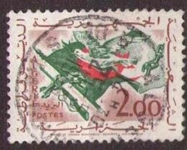Algérie - N° 374
