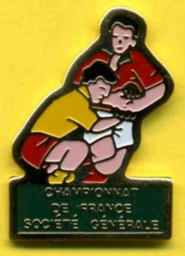 France Pin´s Championnat de France Société Générale
