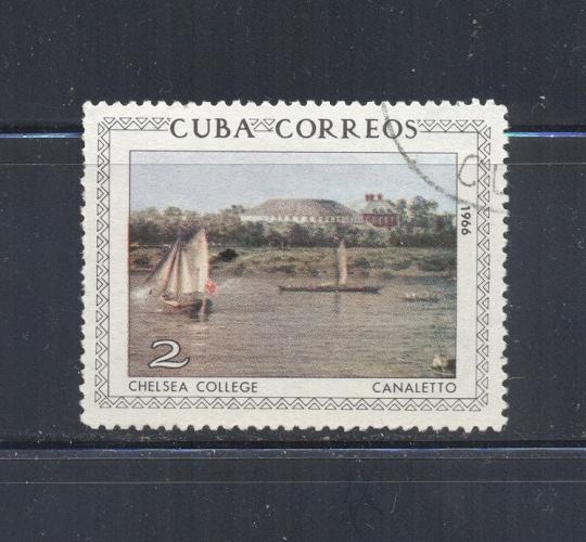 Cuba 1966 - Scott N° 1087
