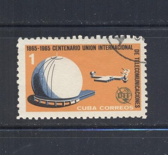 Cuba 1965 - Scott N° 964