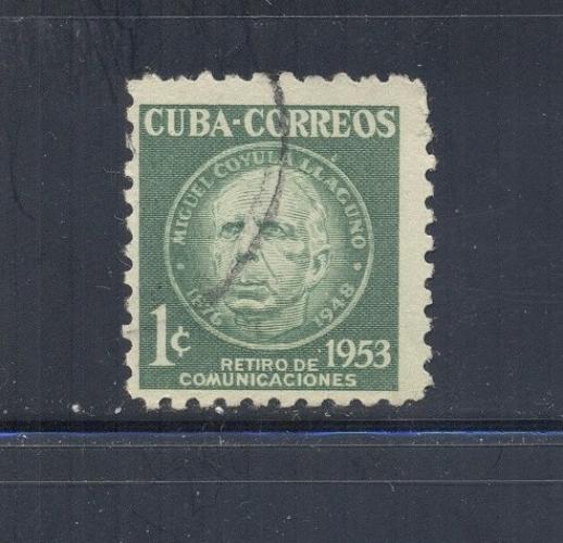 Cuba 1954 - Scott N° 514