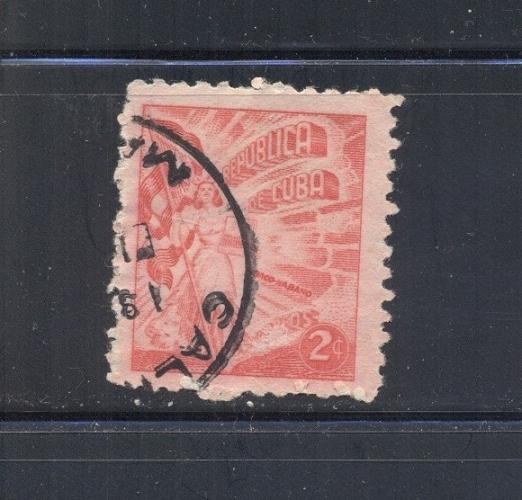 Cuba 1948 - Scott N° 421