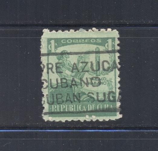 Cuba 1939 - Scott N° 356