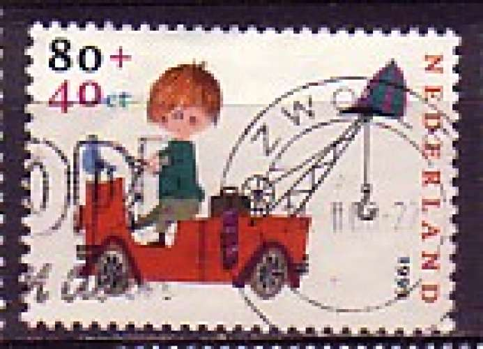 Pays-Bas 1999  Y&T  1723  oblitéré