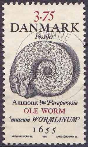 DANEMARK 1998 OBLITERE N° 1198