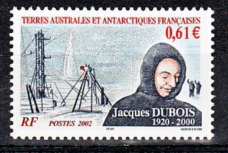 TAAF 331 Dubois  NEUF ** luxe MNH sin charnela prix de la poste 0.61