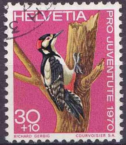 Suisse 1970 oblitéré n° 870