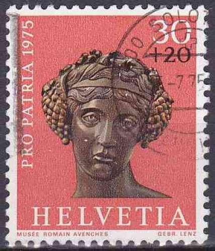 Suisse 1975 oblitéré n° 984