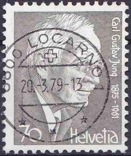 Suisse 1978 oblitéré n° 1069