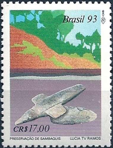 Brésil - Y&T 2132** - MNH