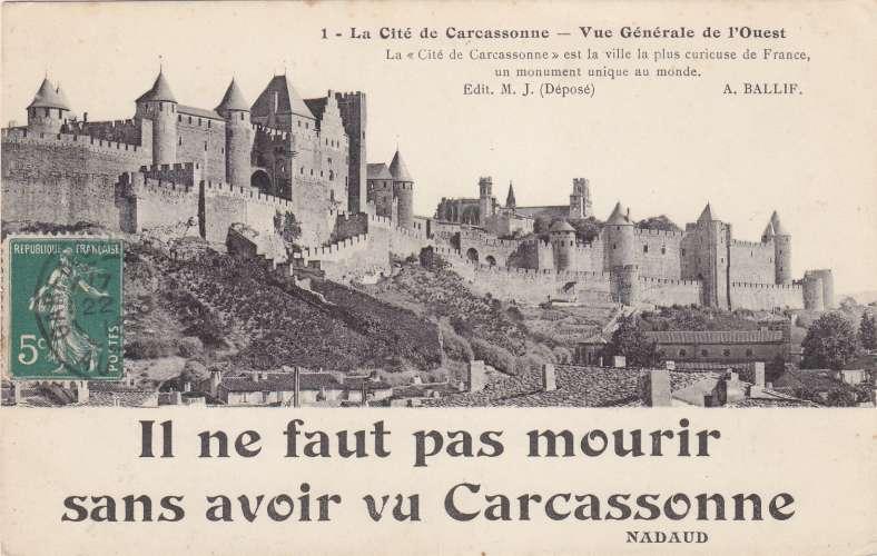 carte publicité  édité par