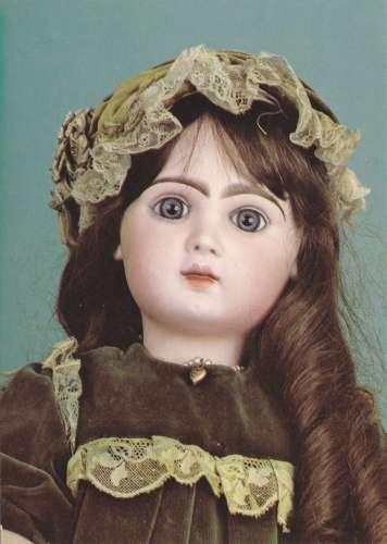 carte postale:  saint malo - musée de la poupée - neuve- éditeur: M. guerin