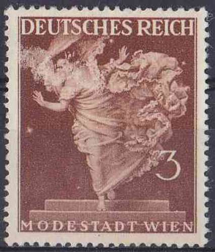Allemagne Reich 1941 oblitéré n° 692 (*)