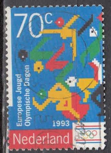 Pays-Bas 1993  Y&T  1443  oblitéré  (2)