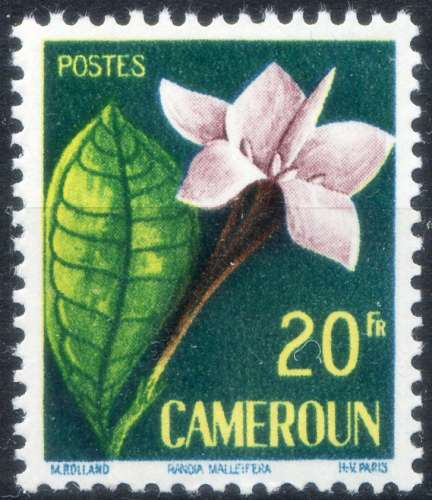 CAMEROUN  _  Y & T  -  N°  307  **   -     Cote  :   1,10   €