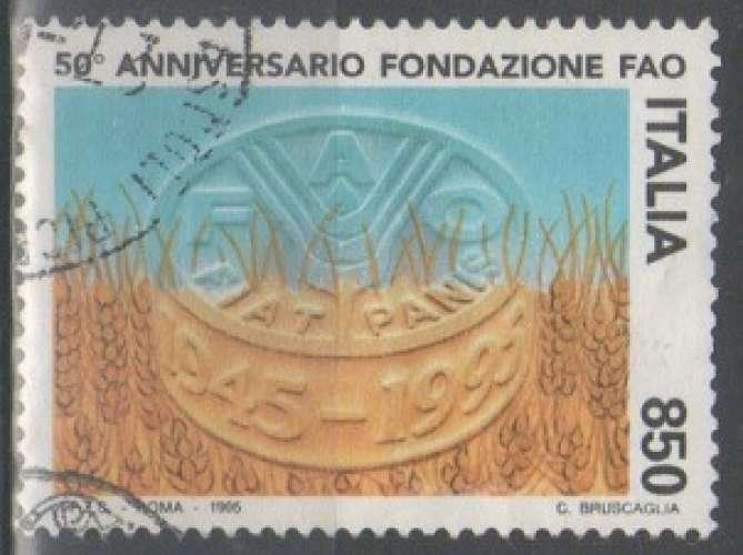 Italie 1995 - FAO