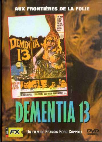 DVD / Horreur / DEMENTIA 13 de Francis Ford Coppola