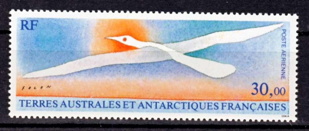 TAAF PA 114 1990 oiseau de Folon neuf ** TB MNH prix de la poste 4.57 euros