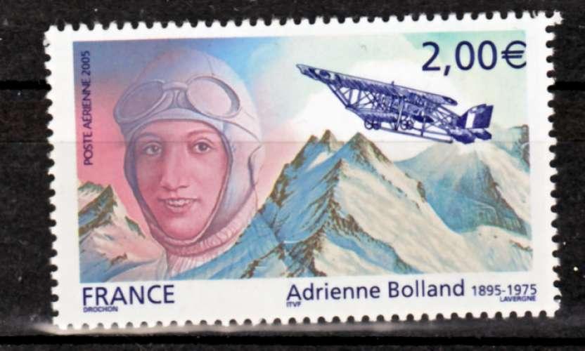 France PA 68 2005 Adrienne Bolland neuf ** TB MNH prix de la poste 2