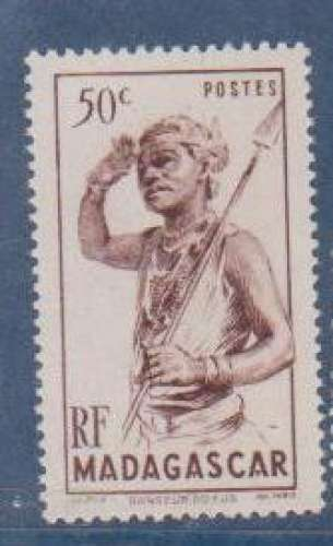 MADAGASCAR          N°  303   NEUF SANS CHARNIERE     (02/16 )