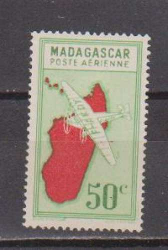 MADAGASCAR          N°  PA 25  NEUF SANS CHARNIERE     (02/16 )