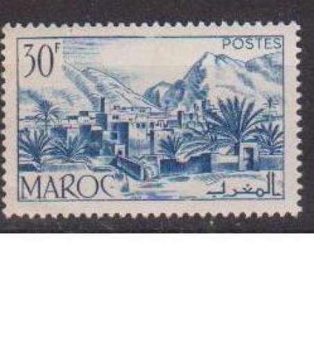 MAROC          N°  305   NEUF SANS CHARNIERE     (02/16 )