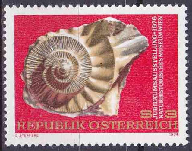 AUTRICHE 1976 NEUF** MNH N° 1339 Musée d'histoire naturelle de Vienne