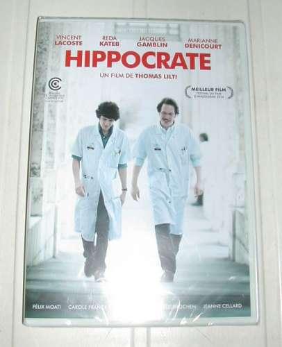 DVD Hippocrate un film de Thomas Lilti