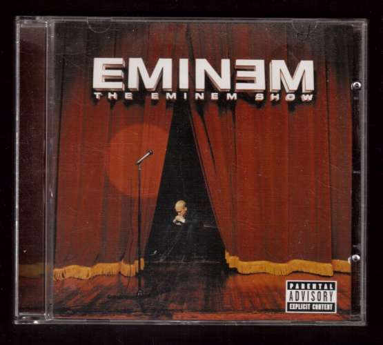 CD occasion 2002 Eminem The Eminem show genre rap