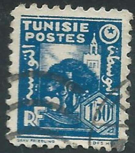 Tunisie - Protectorat Français - Y&T 0257 (o)