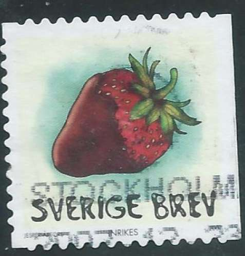 Suède - Y&T 2587 (o)