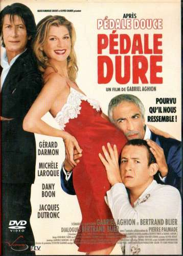 DVD / Comédie / Pédale dure