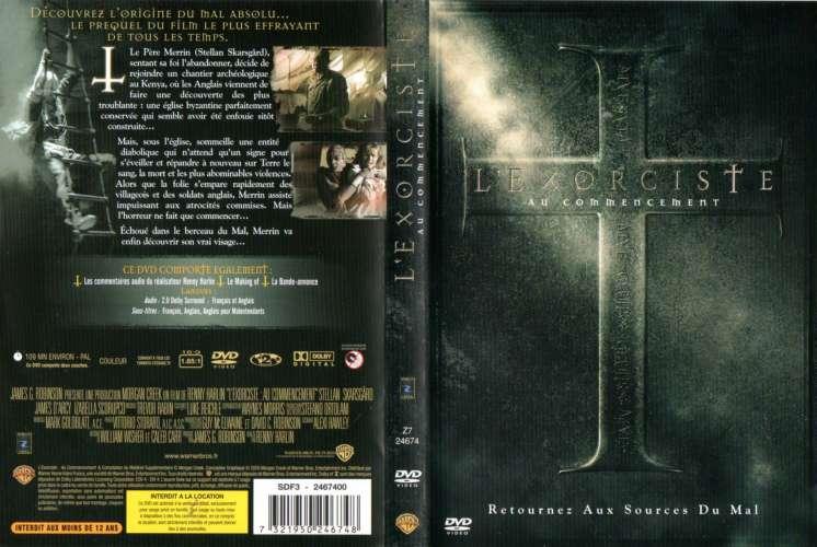 DVD / Horreur / L'exorciste – Au commencement