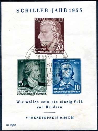 RDA  _ Y & T  :  Bloc  N°   6 (o)   _    Cote  :    40,00  €