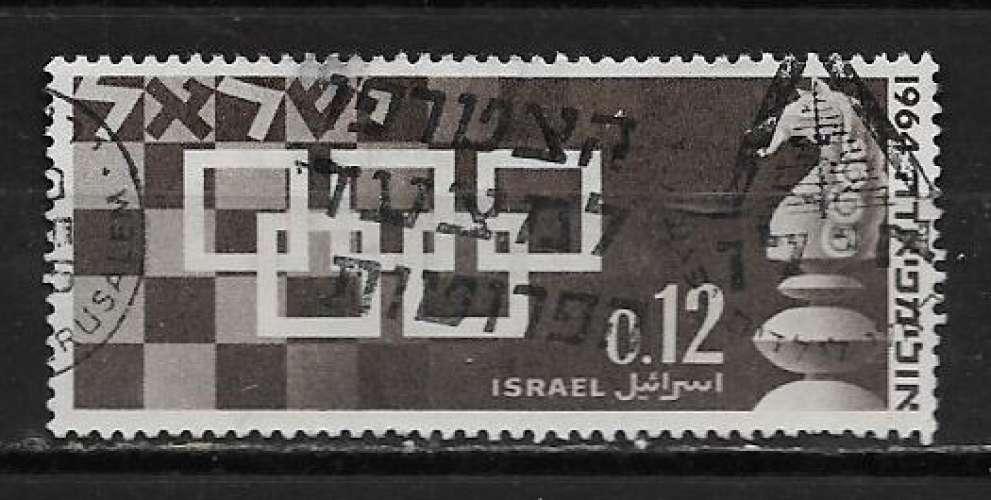 Israël  N°  263 °    Echecs