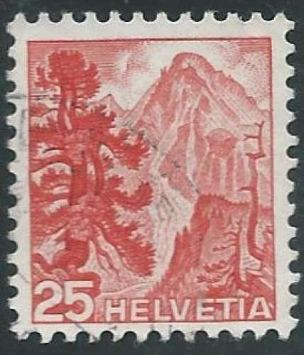 Suisse - Y&T 0464 (o) - Tourisme -