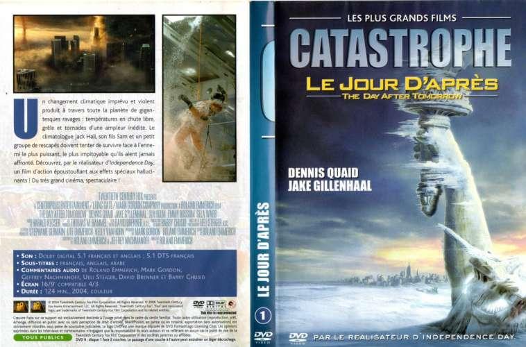 DVD / SF / Catastrophe Le jour d'aprés